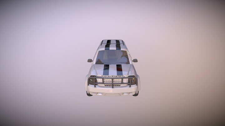 Cady 3D Model