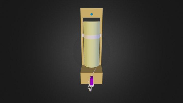 Rig Fixy Jedina 3D Model