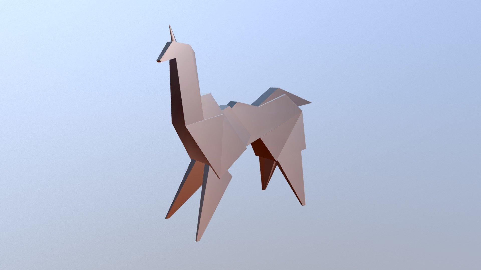 Origami Unicorn T-Shirt inspired by Blade Runner - Regular T-Shirt ...   1080x1920