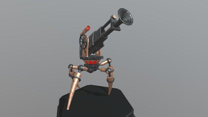 Art Y 3D Model