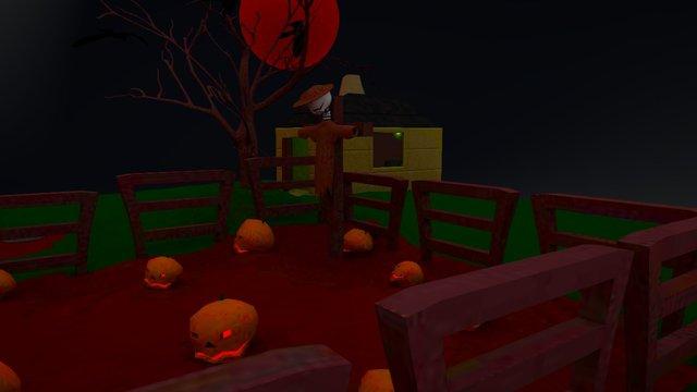 Halloween 2015 3D Model
