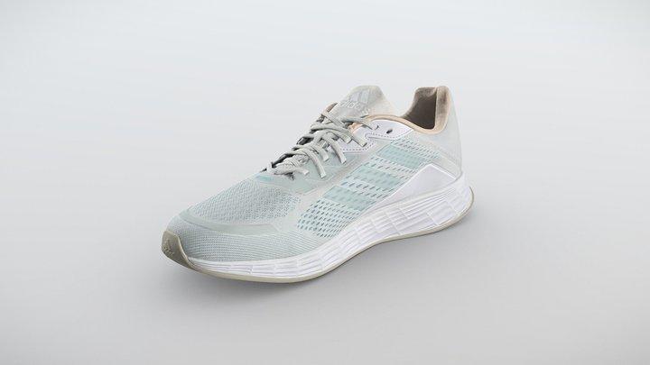 Adidas Duramo Running Shoe 3D Model
