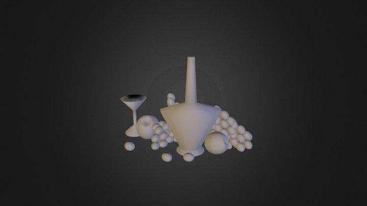 Bodegon 3D Model