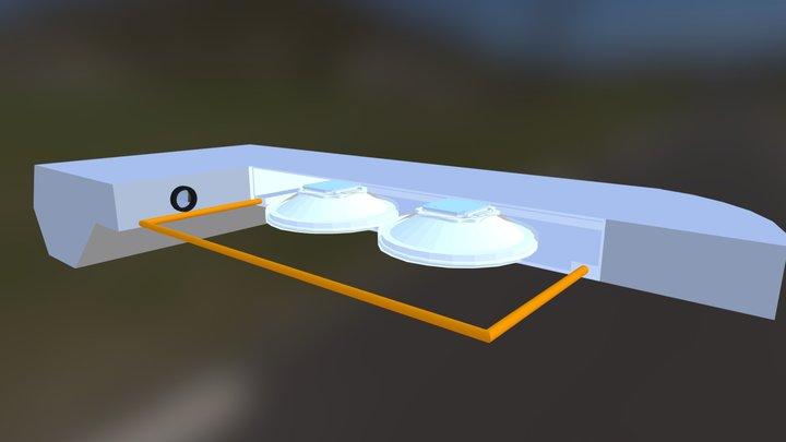 Roadway Lighting Applications 3D Model