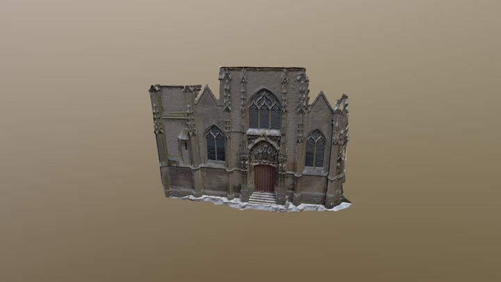 My photorealistic 3D scene 3D Model