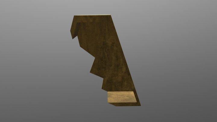 Parte2 Metronomo 3D Model