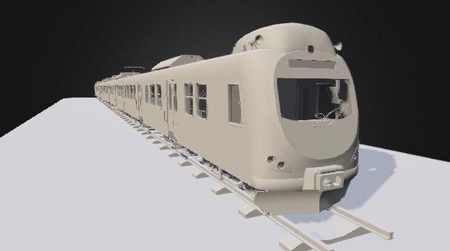 En 57 3D Model
