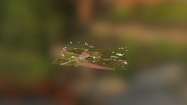 Ermita Benicalaf 3D Model