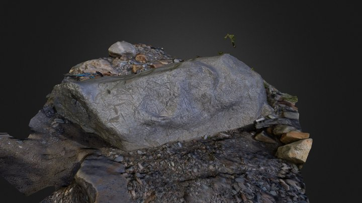 What is this rock?  #1 3D Model