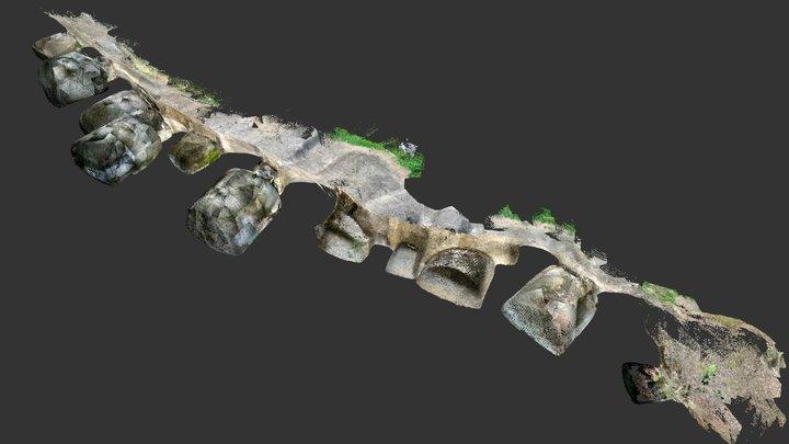KashiyaYokoanagun(group_e)_Shizuoka_jp(ver1.0) 3D Model