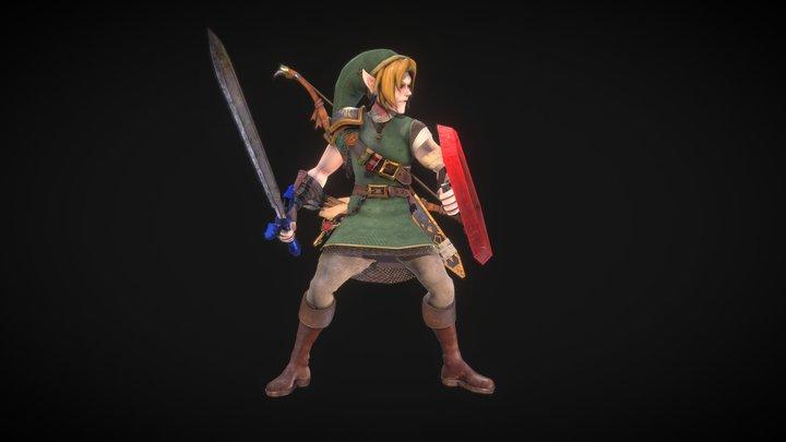 LINK 3D Model