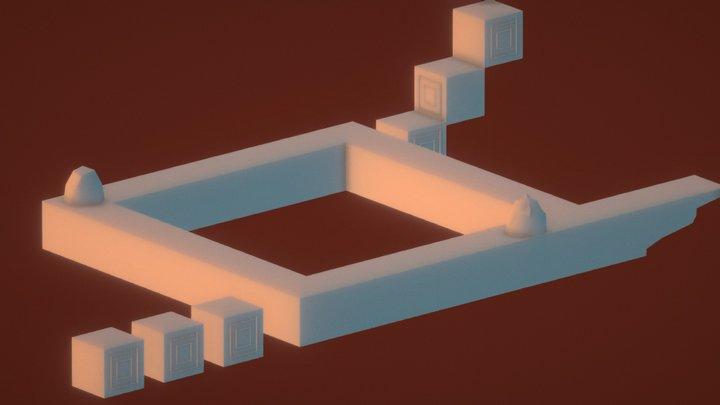 lowpoly test 3D Model