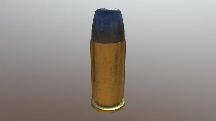 Small Bullet 3D Model