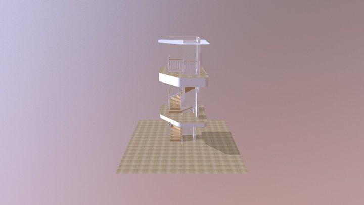 8 m�tt 3D Model