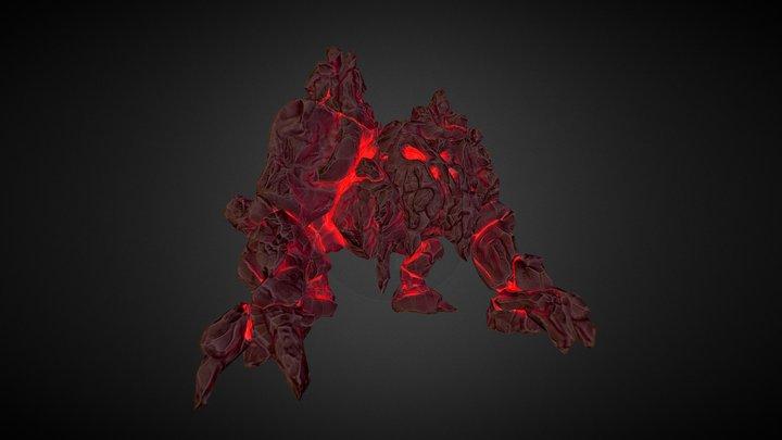 Spooky Hoofs 2 - Endboss I 3D Model