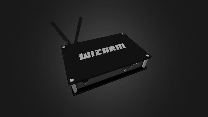 Wizarm - DVR/HD-PVR/mediaplayer 3D Model