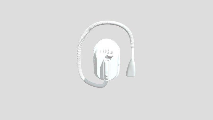 The Best Vacuum Cleaner Reviews 3D Model