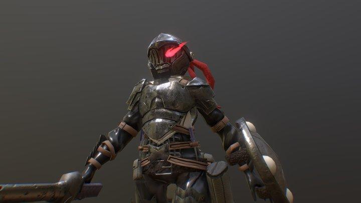 Goblin Slayer 3D Model
