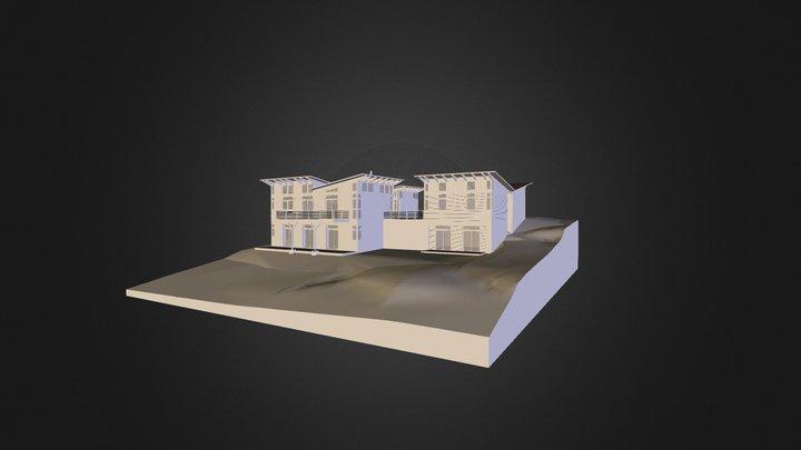 Miller Residence 3D Model