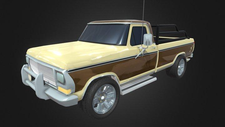 RANGER 78 3D Model