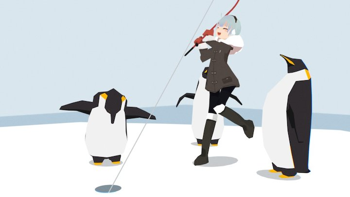 Fishing? 3D Model
