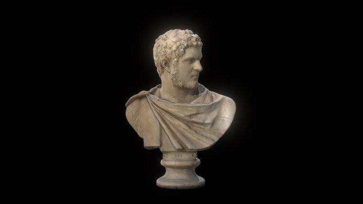 Emperador Caracalla 3D Model