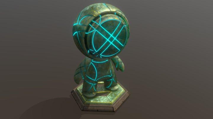 El Dorado #MeetMAT2 3D Model