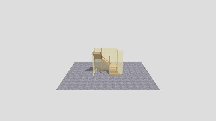 186469R 3D Model