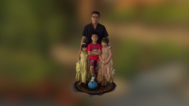 Retry 3D Model