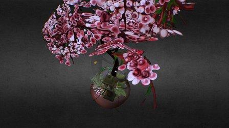 Patch of Heaven - Nara, Japan 3D Model