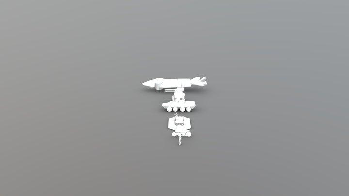 HWork2 3D Model
