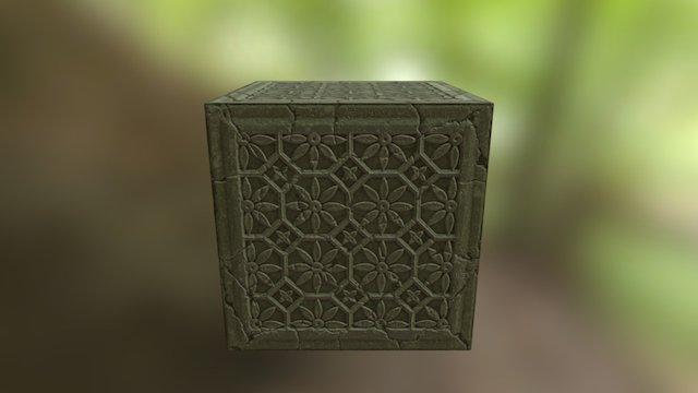 Mandala Design 3D Model
