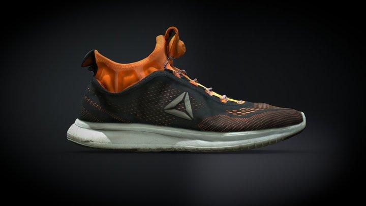 reebok sneakers 3D Model