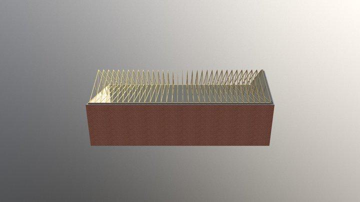 B00136AE 3D Model