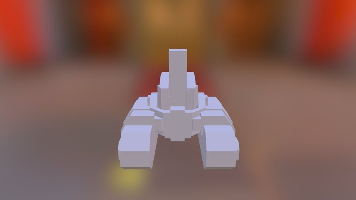Earth Shaker V1 WIP 3D Model