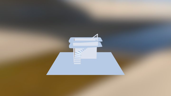 BALAVOINE - KUBI EP 80 3D Model