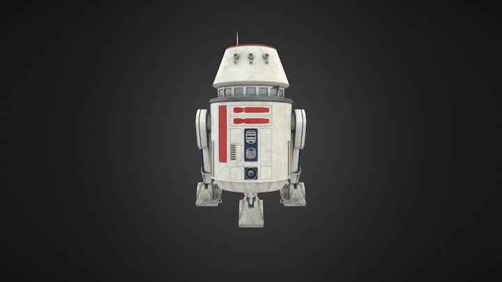 R5D4 3D Model
