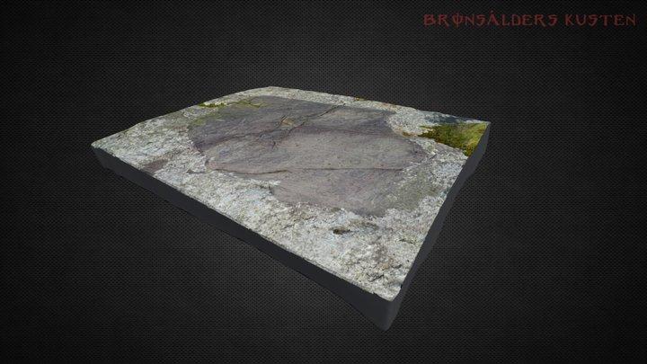 Hallristning Gamleby Low res 3D Model