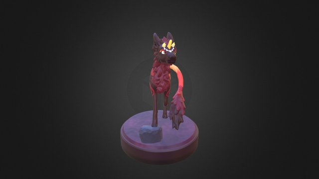 Minkin 3D Model