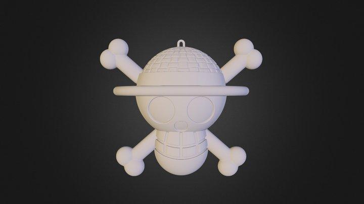 ONE PIECE 3D Model