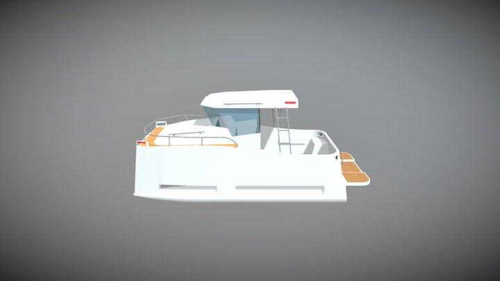 Brod 3D Model