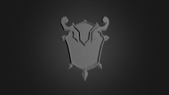 Escudo/Shield 3D Model