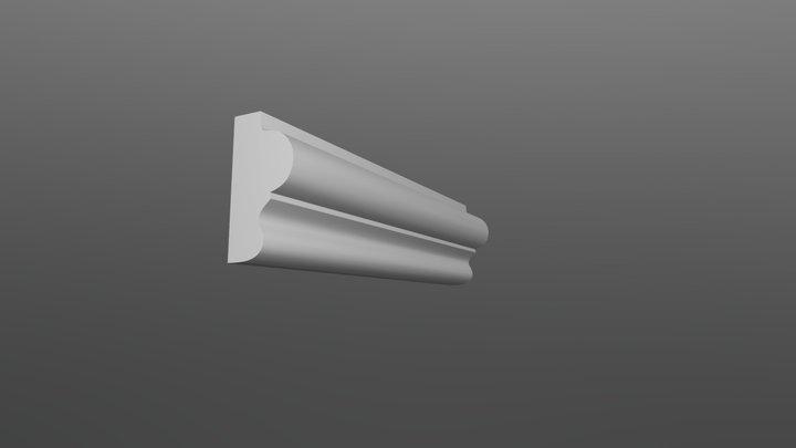 М032 3D Model