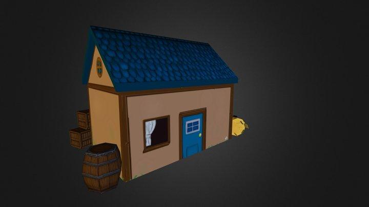 kleineassetsvanrapunzel 3D Model