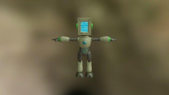 Pixel 3D Model