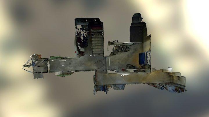 Basement - St.Hanshaugen 3D Model