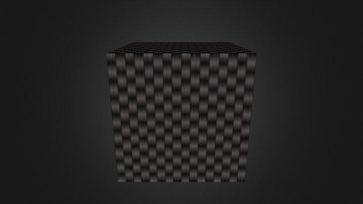 test cube 3D Model