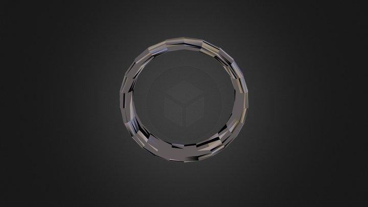 Safety Ring 3D Model