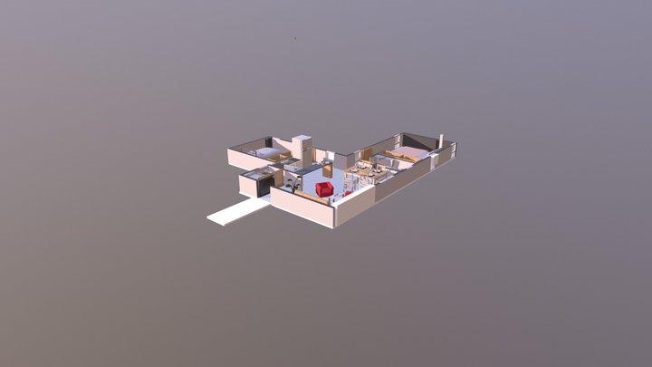 Apto-freestyle 3D Model