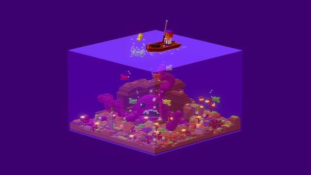 Under The Sea 3D Model